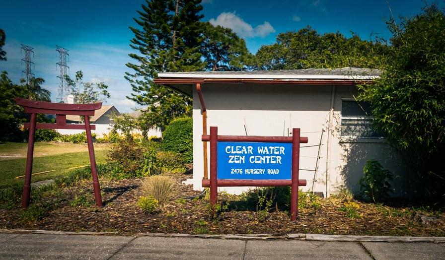 Photo of Clear Water Zen Center.