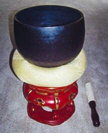 Photo of keisu bell.