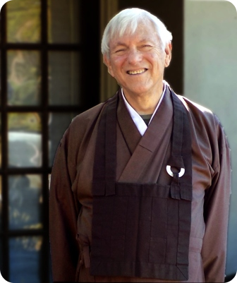 Ken Rosen, Head of Zendo at Clear Water Zen Center